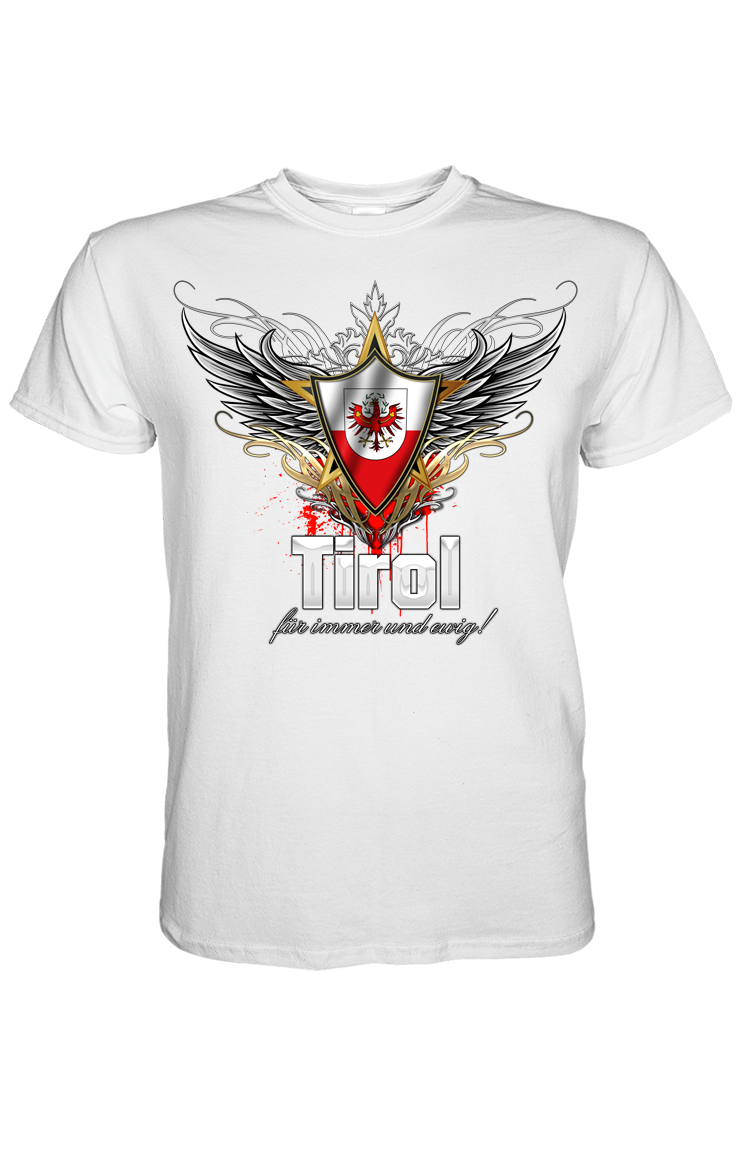 Designer Tshirt – Kärnten – Löwen | Kreativwerkstatt Tirol